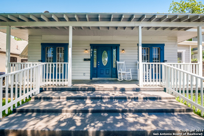 San Antonio Single Family Home New: 311 W Huisache Ave