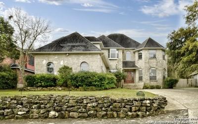 San Antonio Single Family Home New: 19835 Wittenburg