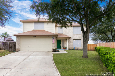 San Antonio Single Family Home New: 5102 Stormy Dawn