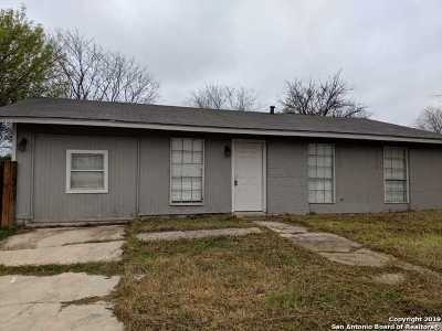 San Antonio Single Family Home New: 5323 Indian Pipe St