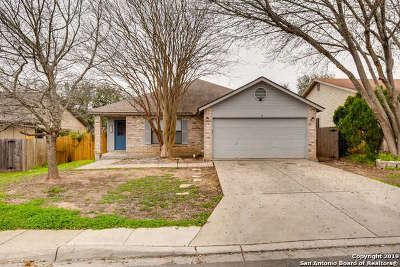 Converse Single Family Home Active Option: 715 Meadow Forge