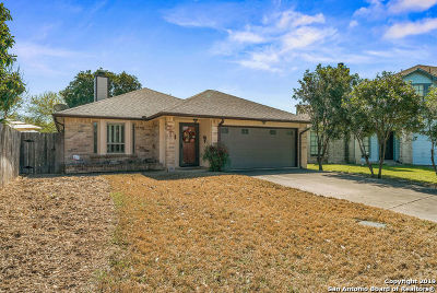 San Antonio Single Family Home New: 3506 Lake Fountain