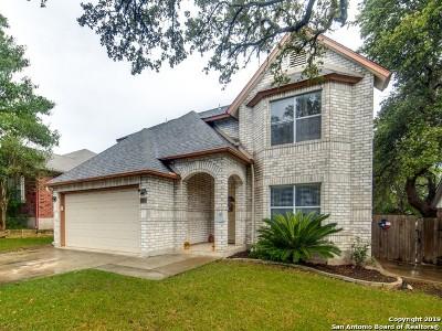 San Antonio Single Family Home New: 2315 Ruby Oaks