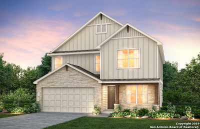 Boerne Single Family Home New: 7618 Ponderosa Pine