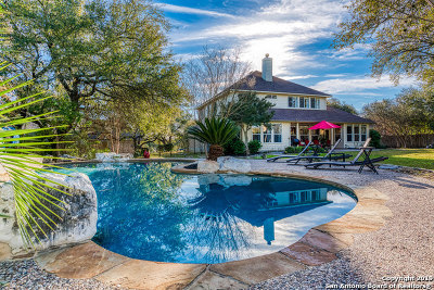 Stone Oak Single Family Home For Sale: 204 Majestic Grove