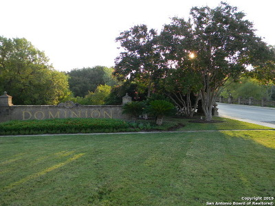 The Dominion Residential Lots & Land For Sale: 139 Westcourt Ln
