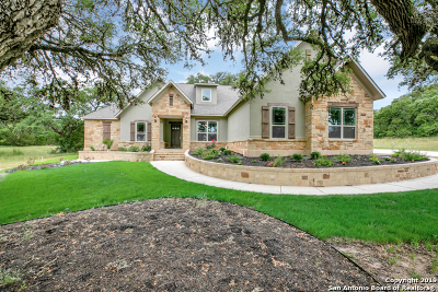 New Braunfels Single Family Home For Sale: 1353 Merlot