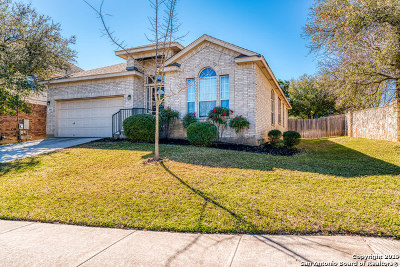 Single Family Home For Sale: 25815 Copperas Ln