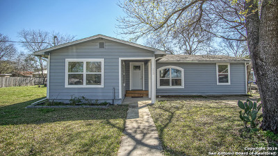 Seguin Single Family Home Active Option: 323 W Baxter St