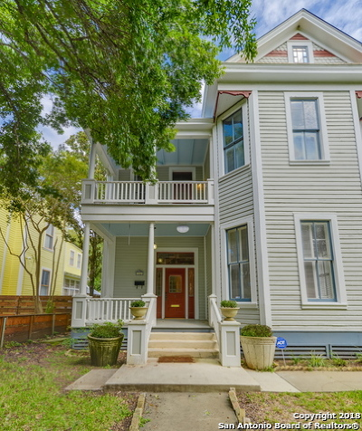 Single Family Home For Sale: 128 Adams St