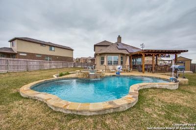 Schertz Single Family Home For Sale: 12332 Belfort Pt