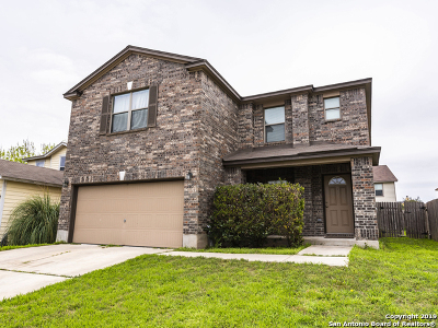 San Marcos Single Family Home For Sale: 285 Cordero Dr