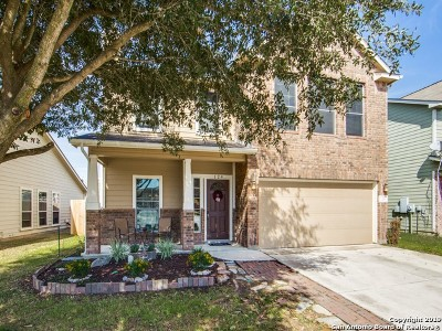Cibolo Single Family Home For Sale: 124 Rustic Trail