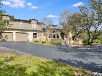Boerne Single Family Home For Sale: 406 Mountain Spring Dr
