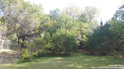 Boerne Residential Lots & Land For Sale: 112 Sparrow Hawk Trail