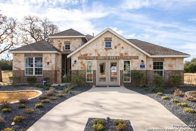 Bulverde Single Family Home For Sale: 32121 Cardamom Way