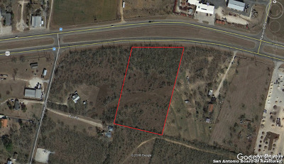 Adkins Residential Lots & Land For Sale: 10920 Us Highway 87 S