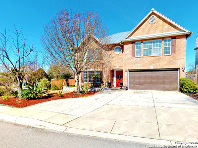 Converse Single Family Home For Sale: 7703 Red River Bay