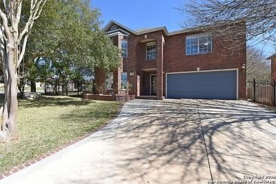 Schertz Single Family Home For Sale: 2821 Lotus Park