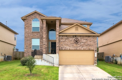 San Antonio Single Family Home New: 1022 Dogleg Right