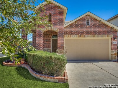 San Antonio Single Family Home New: 9430 Pegasus Run Rd