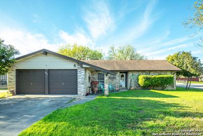 Schertz Single Family Home Active Option: 541 Marilyn Dr