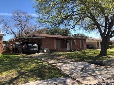 San Antonio TX Single Family Home New: $69,900