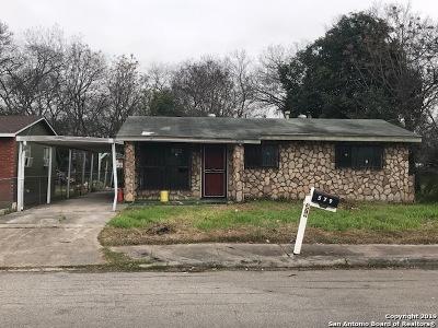 San Antonio TX Single Family Home New: $69,000