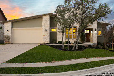 San Marcos Single Family Home For Sale: 308 Ancient Oak Way