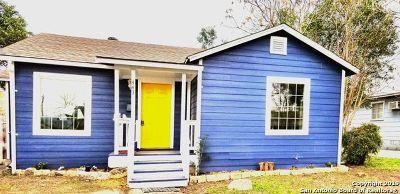 San Antonio TX Single Family Home New: $1,400