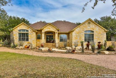 Boerne Single Family Home Back on Market: 167 Rodalyn Dr