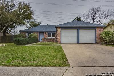 San Antonio Single Family Home Back on Market: 5010 Hacienda Dr