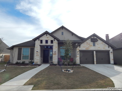 Fair Oaks Ranch Single Family Home Price Change: 7922 Cibolo Vw