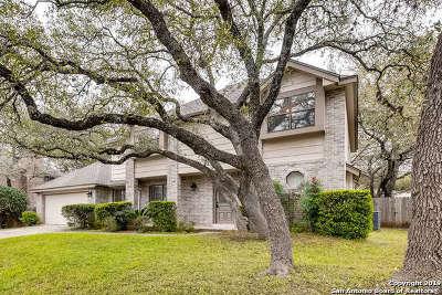 San Antonio Single Family Home For Sale: 4606 Black Oak Woods