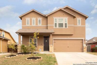 Converse Single Family Home For Sale: 10407 Queensland Way
