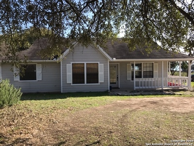 Canyon Lake Single Family Home Price Change: 1732 Lake Bluff