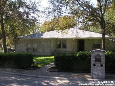 Schertz Single Family Home Price Change: 4201 Crown Oak Pass