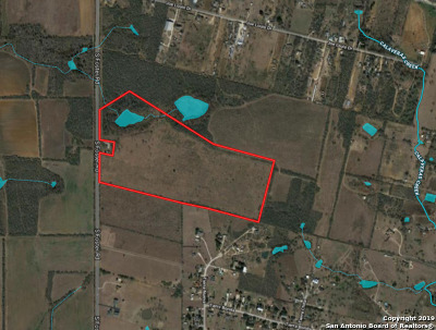 San Antonio Farm & Ranch For Sale: 1378 S Foster Rd