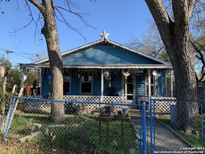 New Braunfels Single Family Home Active Option: 2205 W Bridge St