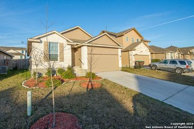Bexar County Single Family Home For Sale: 15235 Field Sparrow