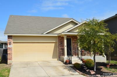 San Antonio Single Family Home Active Option: 12015 Agnew Ridge