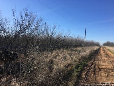 Jourdanton Residential Lots & Land For Sale: Tbd Cr 302