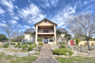 Boerne Single Family Home Active Option: 204 Walnut Way