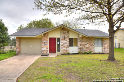 Live Oak Single Family Home Active Option: 11714 Lone Shadow Trail