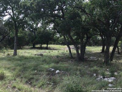 Boerne Residential Lots & Land For Sale: Lot1 Landmark Ridge