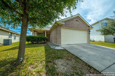 Single Family Home Active Option: 8910 Gallop Leap