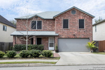Bexar County Single Family Home Active Option: 927 Saxonhill Dr