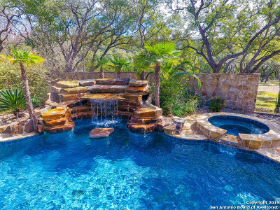 Helotes Single Family Home Price Change: 19012 Chimney Creek Rd
