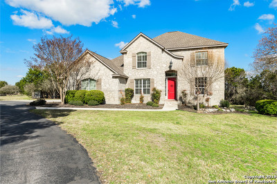 Boerne Single Family Home Active Option: 237 Santa Fe Trail