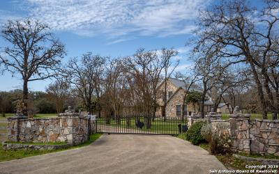 San Antonio Single Family Home For Sale: 24749 Breeze Oak